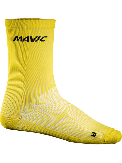 Mavic Cosmic High Socks Yellow
